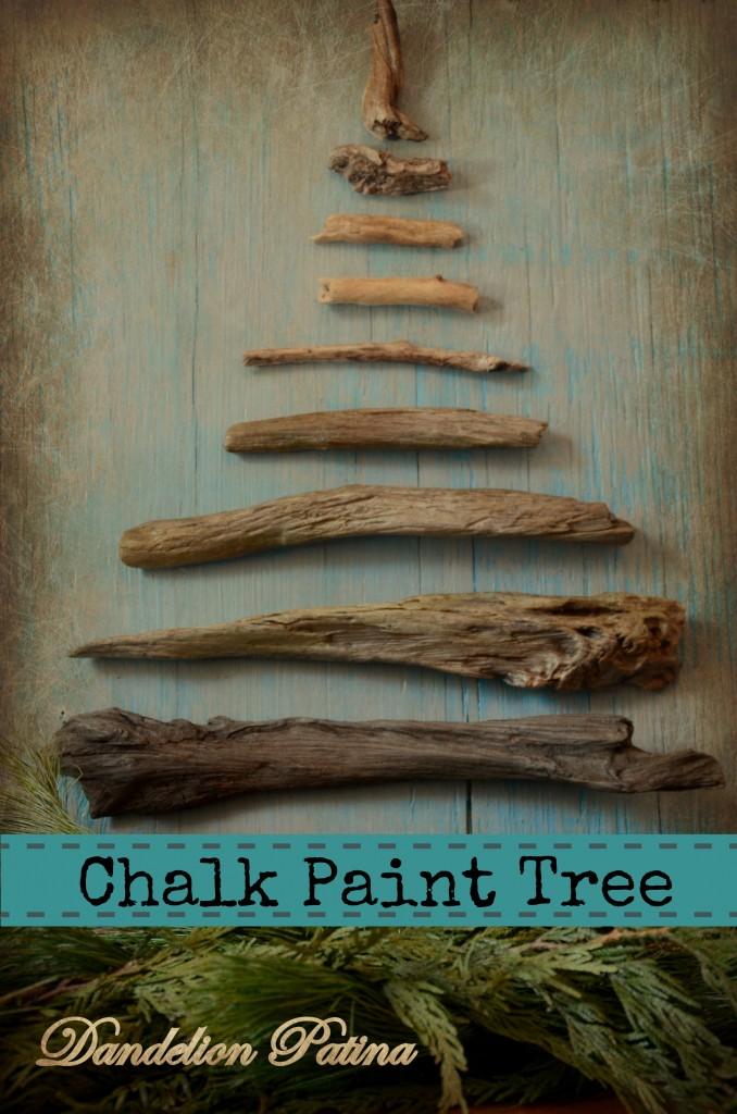 chalkpainttree