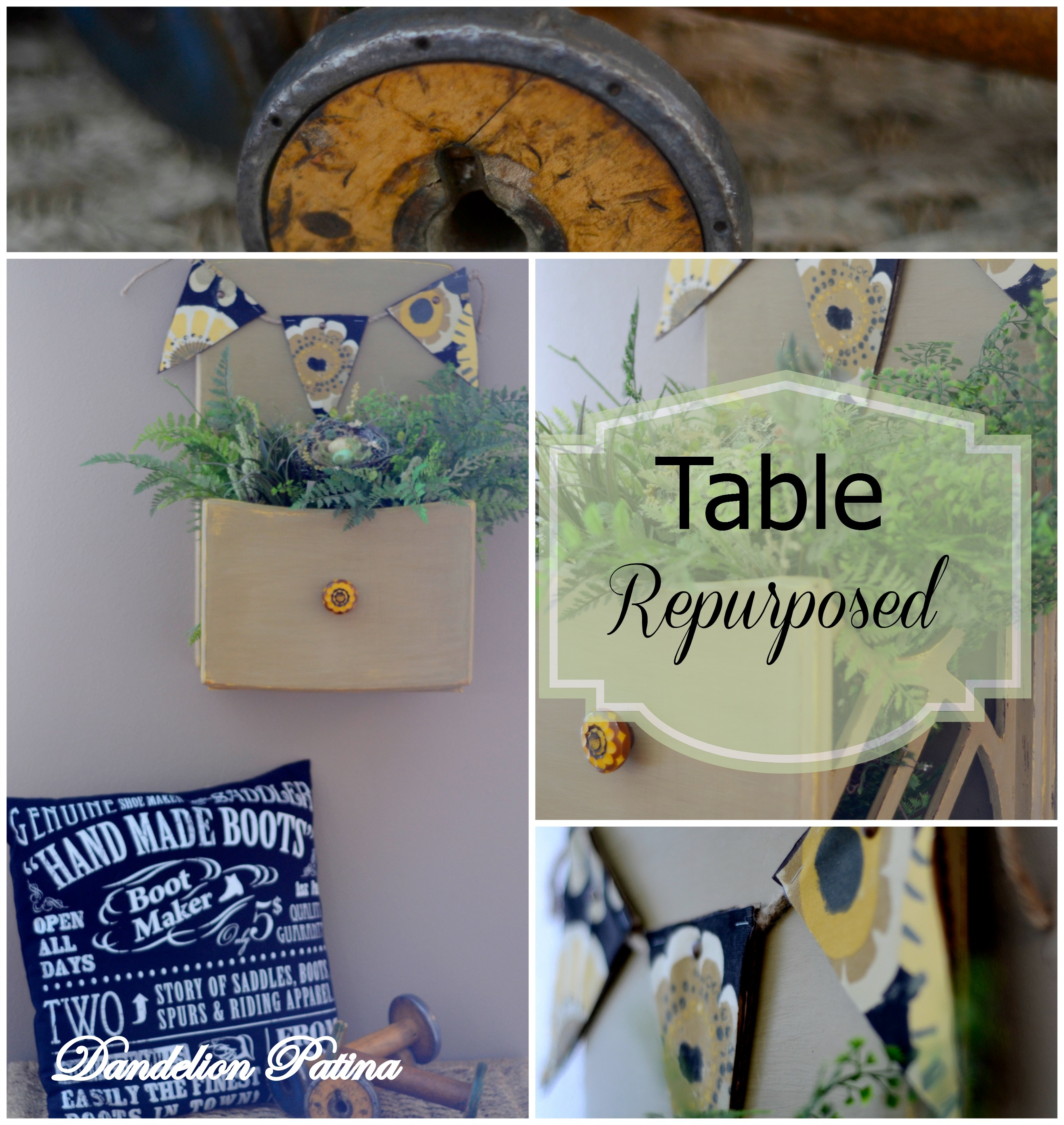 Table-Repurposed-into-Planter