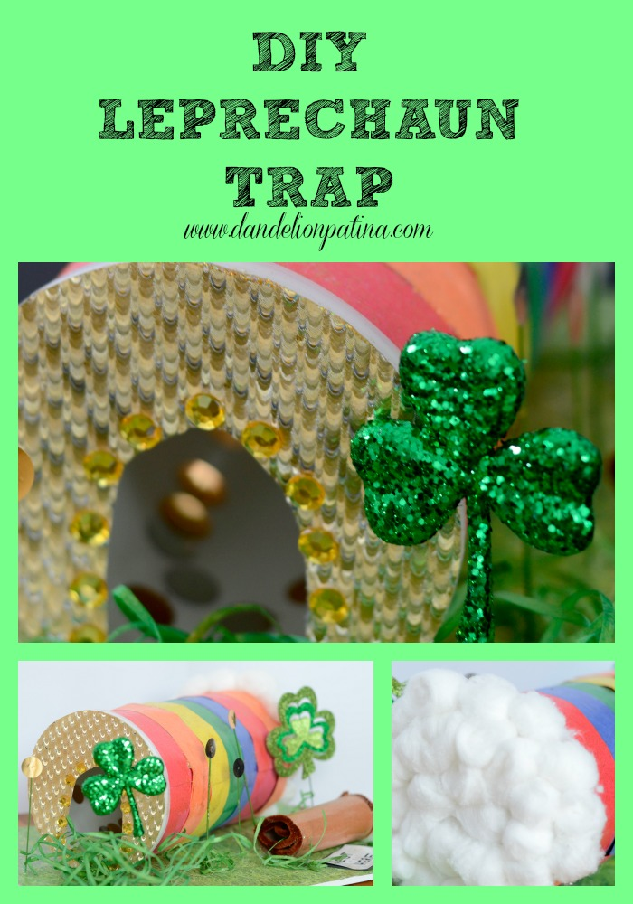 leprechaun trap DIY