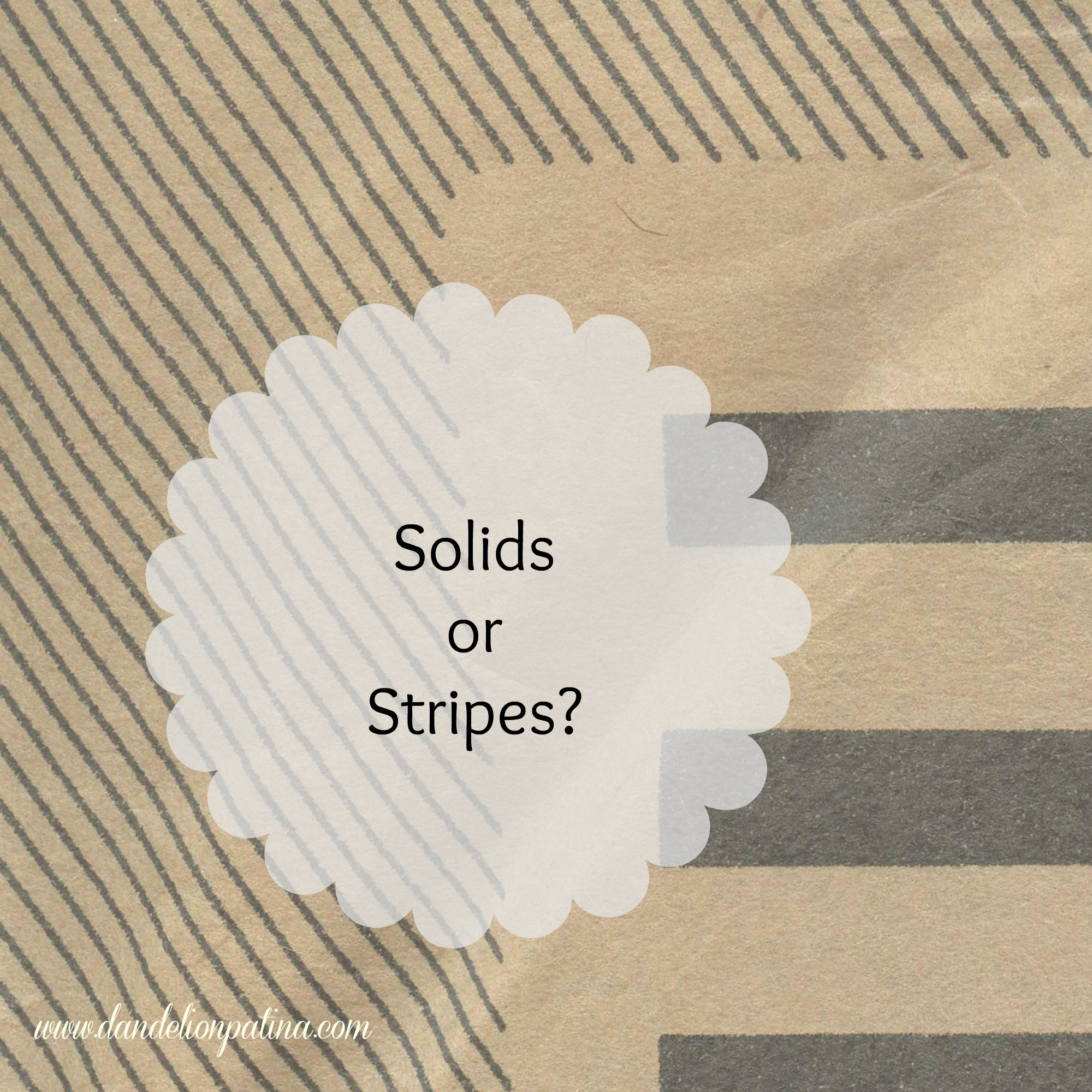 solids or stripes
