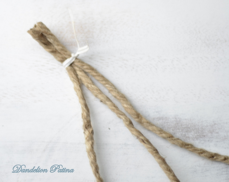 Simple Braided Jute Curtain Tiebacks Project Tieback Diy On