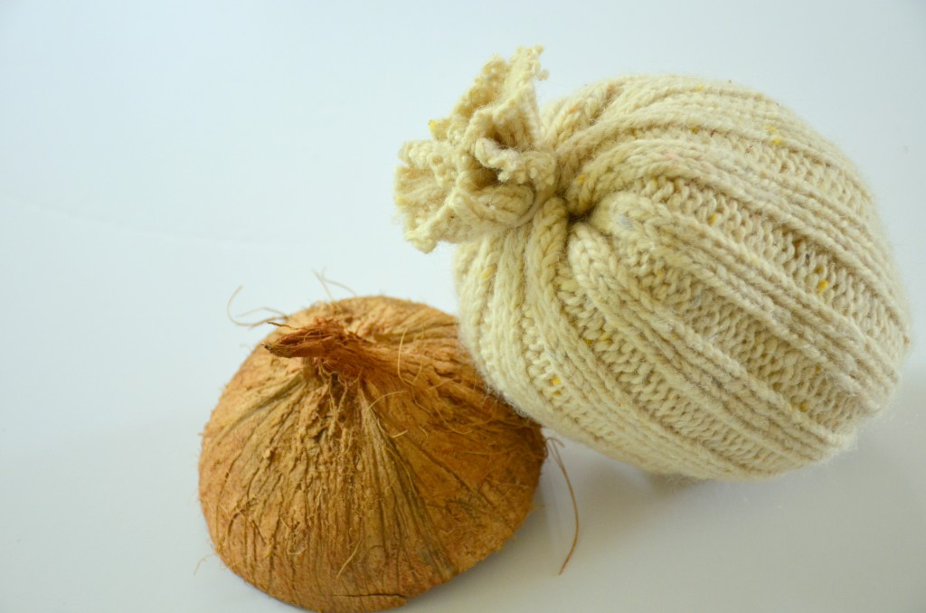 coconutty sweater acorn by dandelion patina