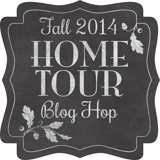 Fall 2014 Home Tour blog hop