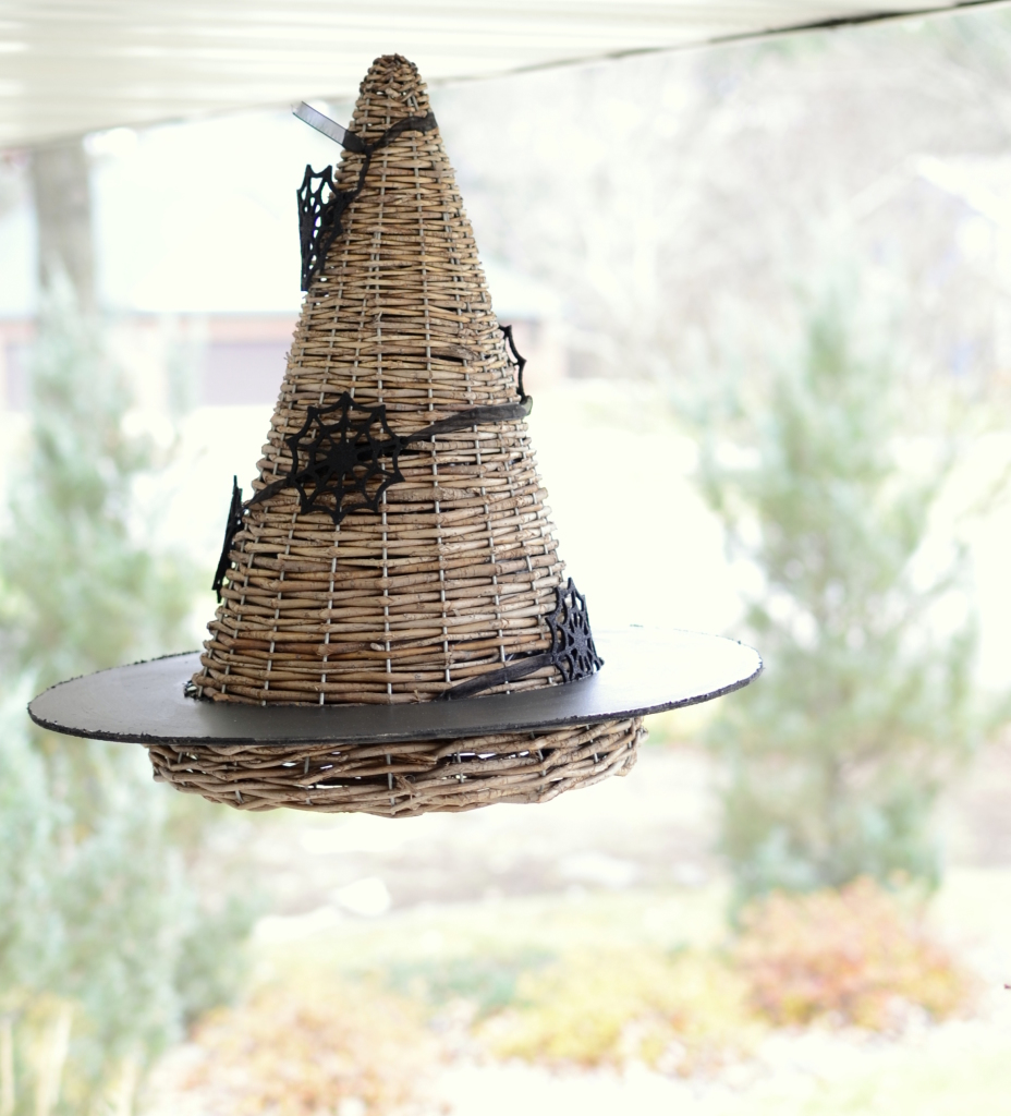 black witch hat tutorial