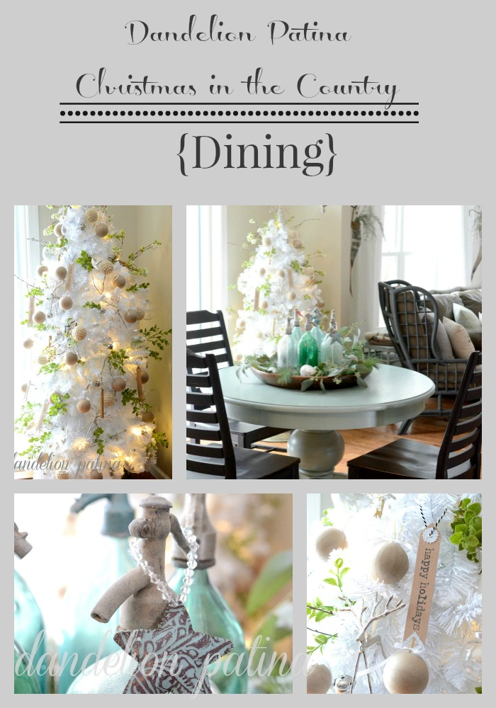 christmas in country dining