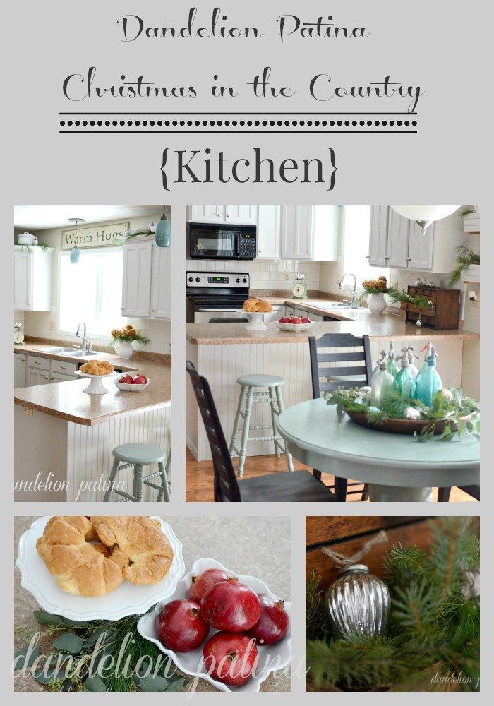 christmas in the country kitchen