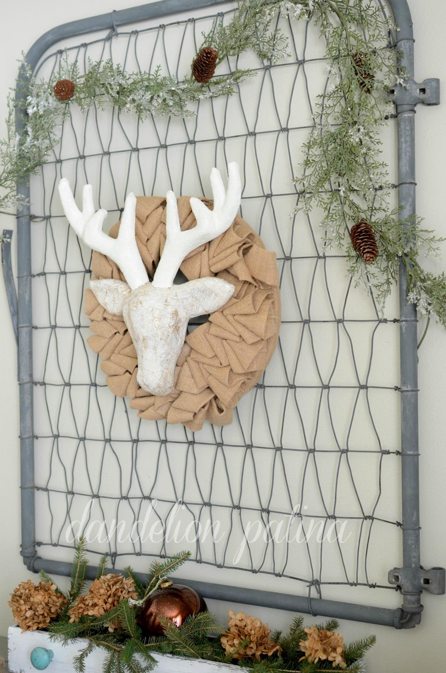 Paper Mojo deer head
