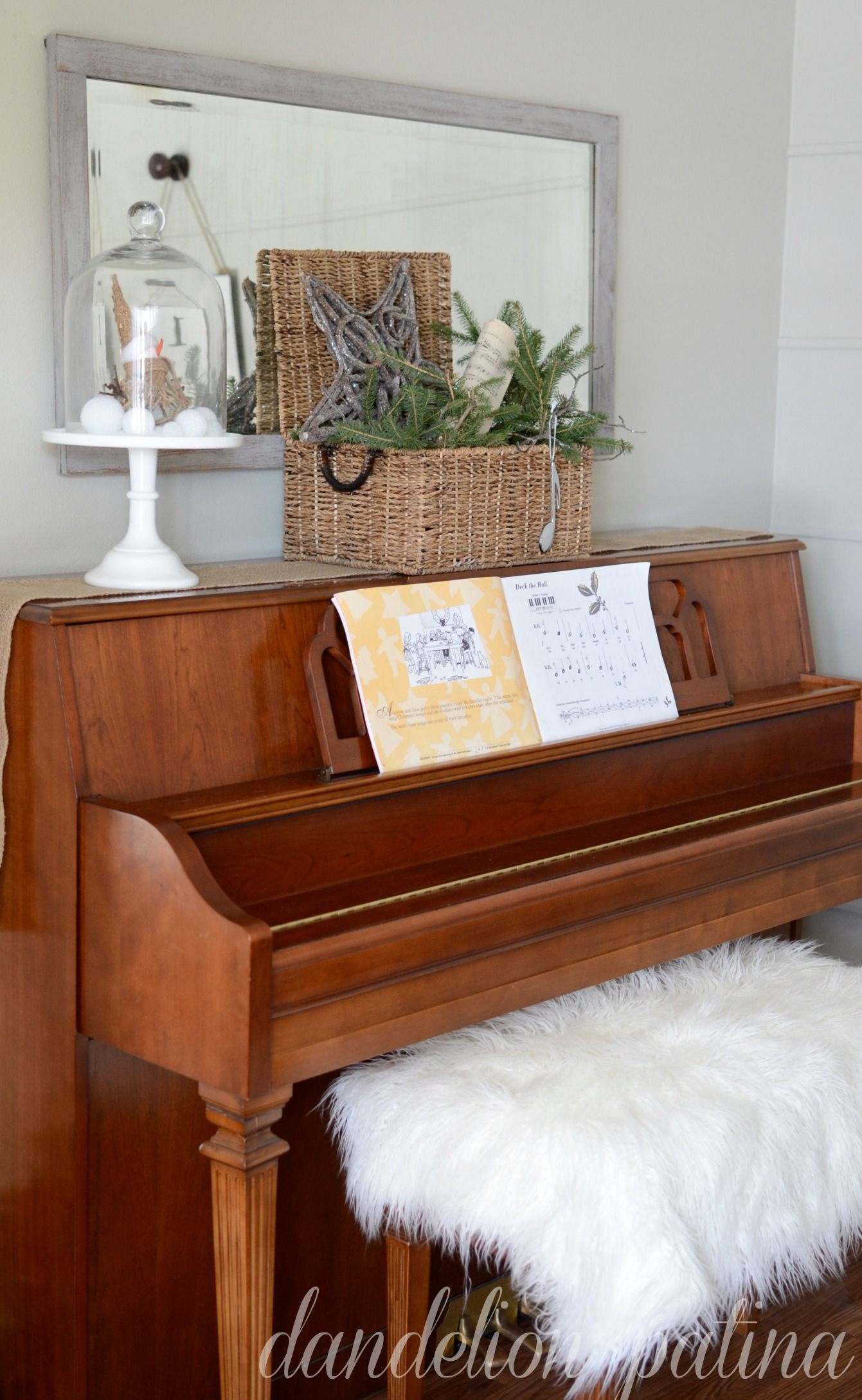 piano decorations