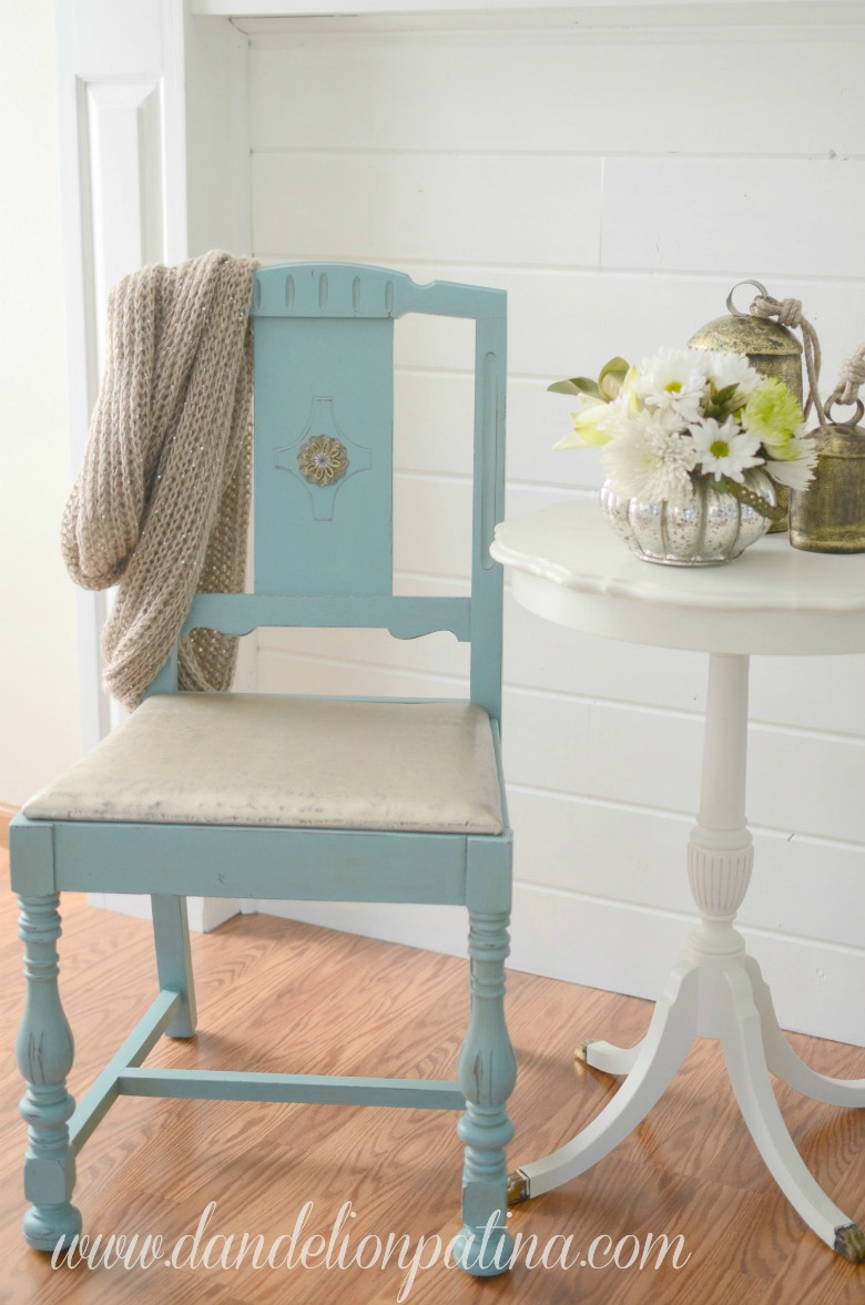 provence painted chairs