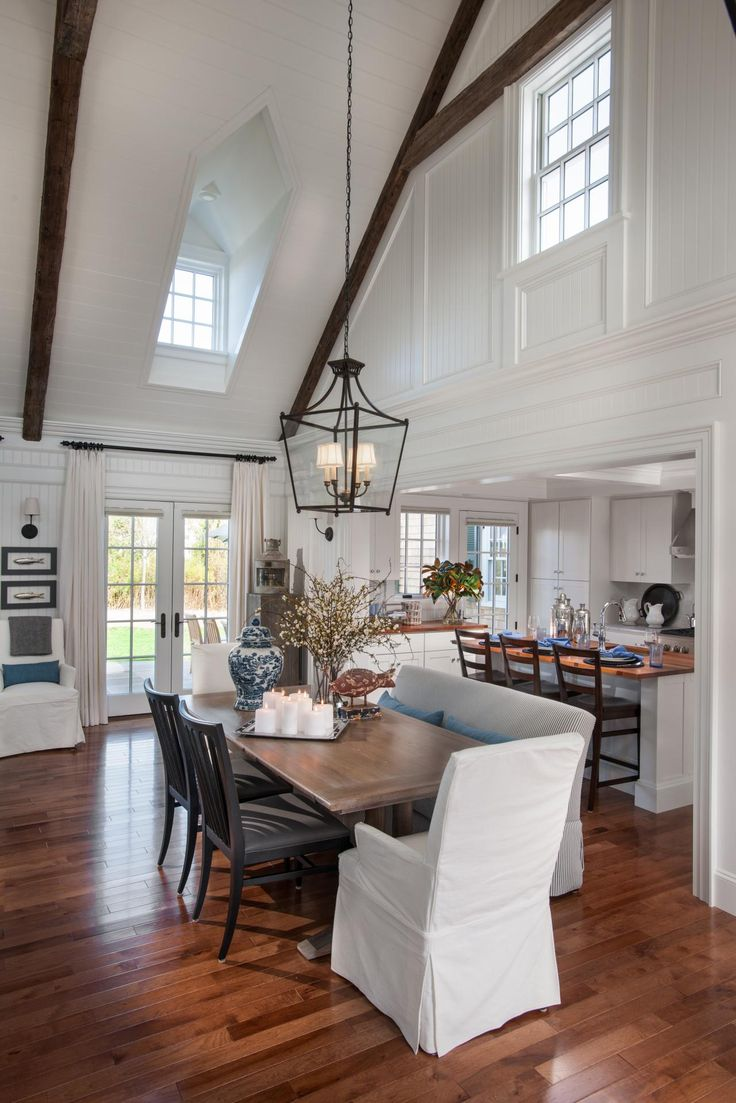 elements of cape cod decor