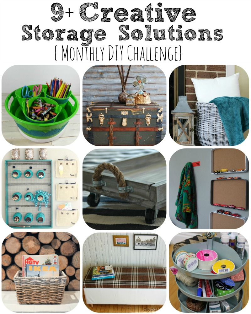 January DIY Monthly Challenge