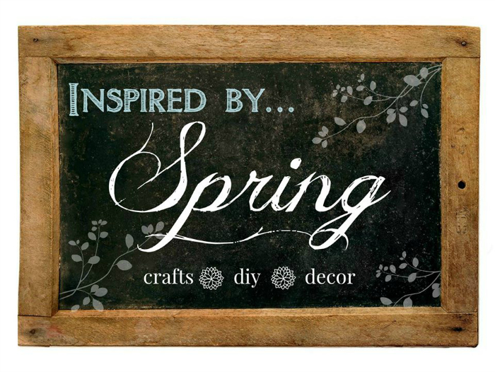 inspired by spring blog hop
