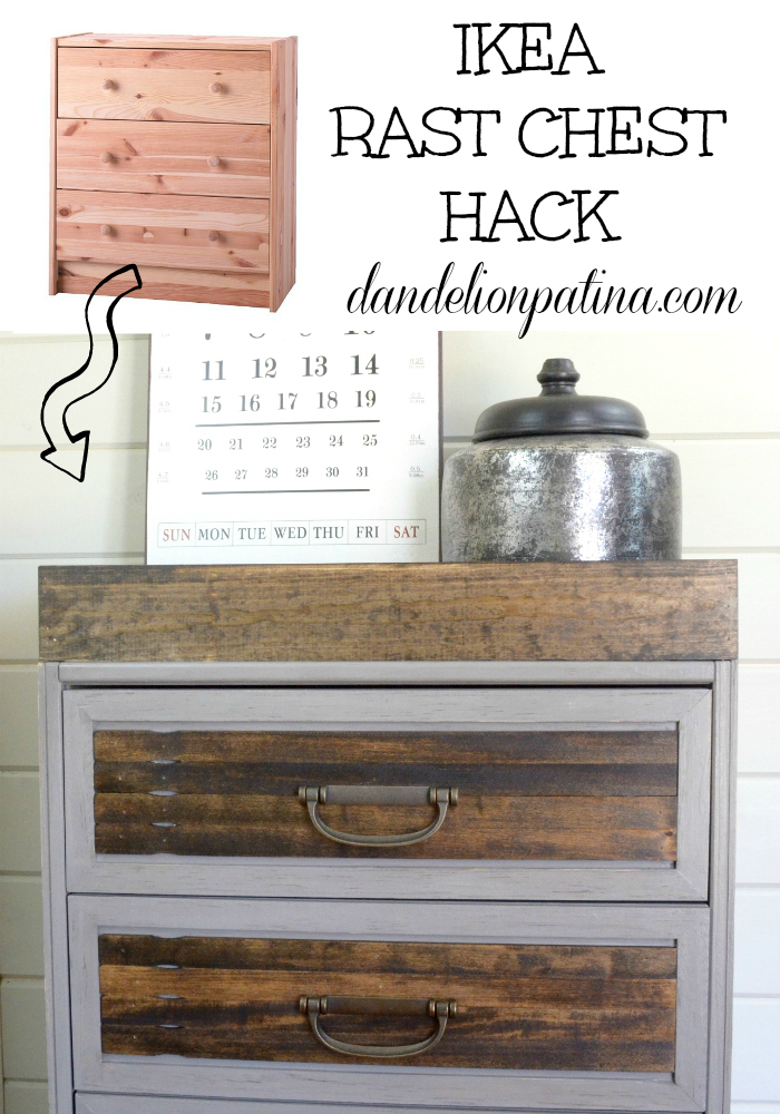ikea rast chest hack