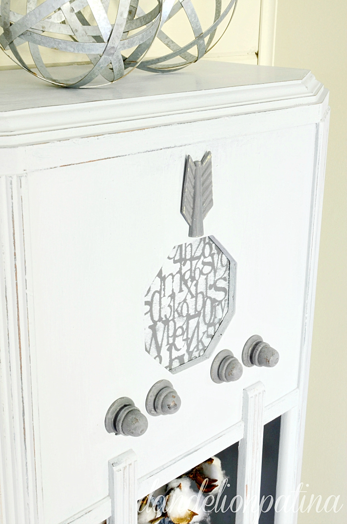 decoart chalky finish farmhouse cabinet