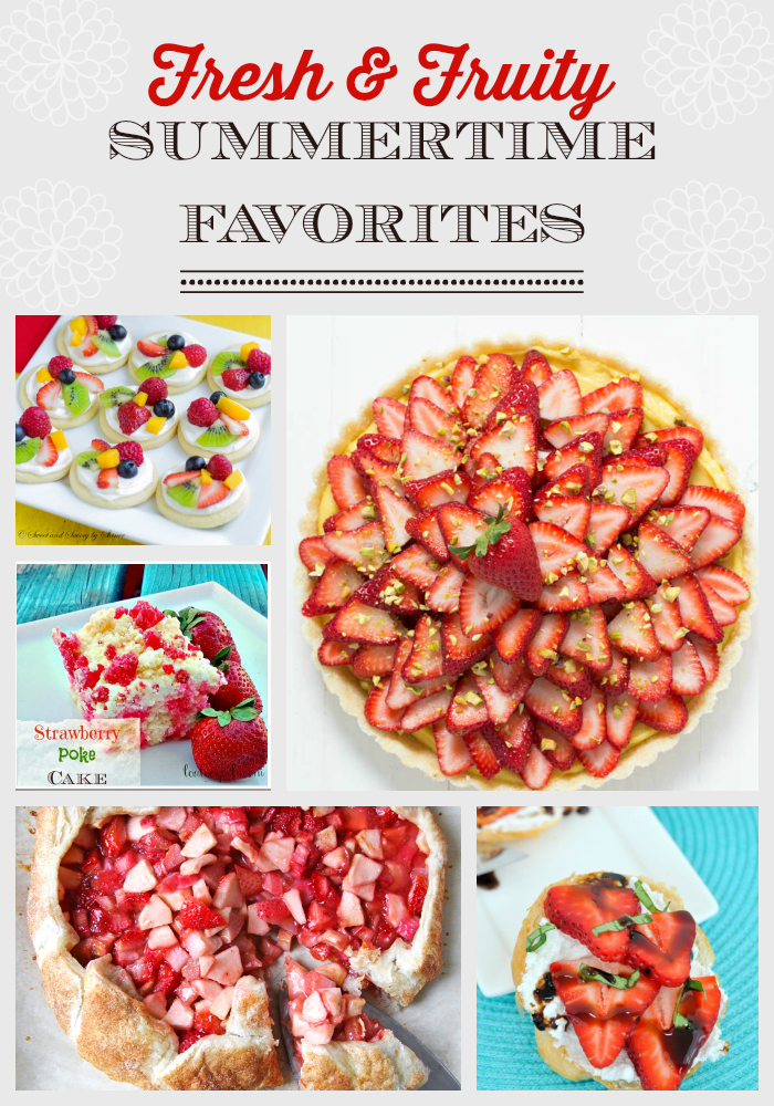 fresh & fruity summertime favorites moonlight & mason jars link party features