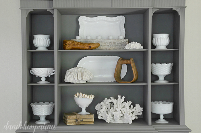 style shelves like a pro
