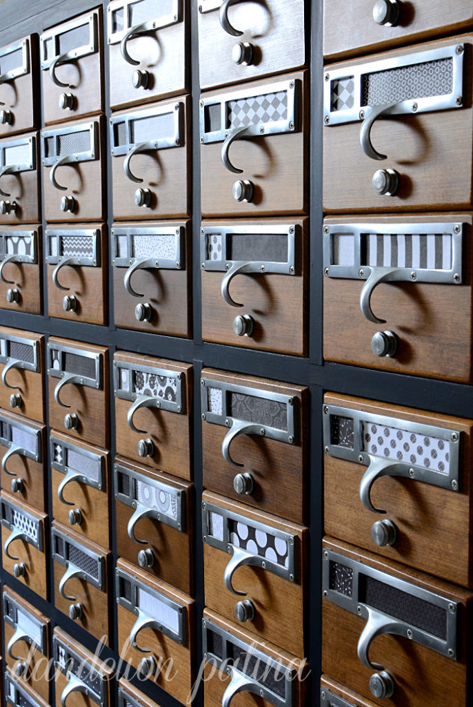 milk paint card catalog