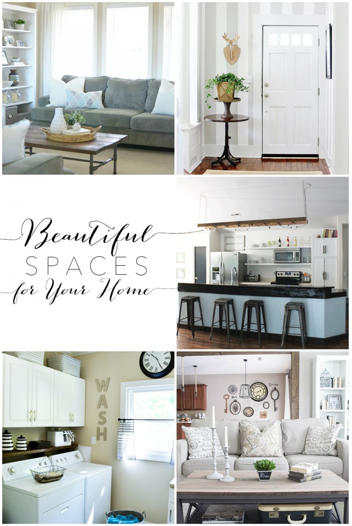 beautiful spaces for your home
