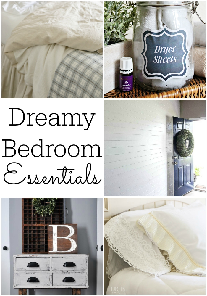 Dreamy Bedroom Essentials