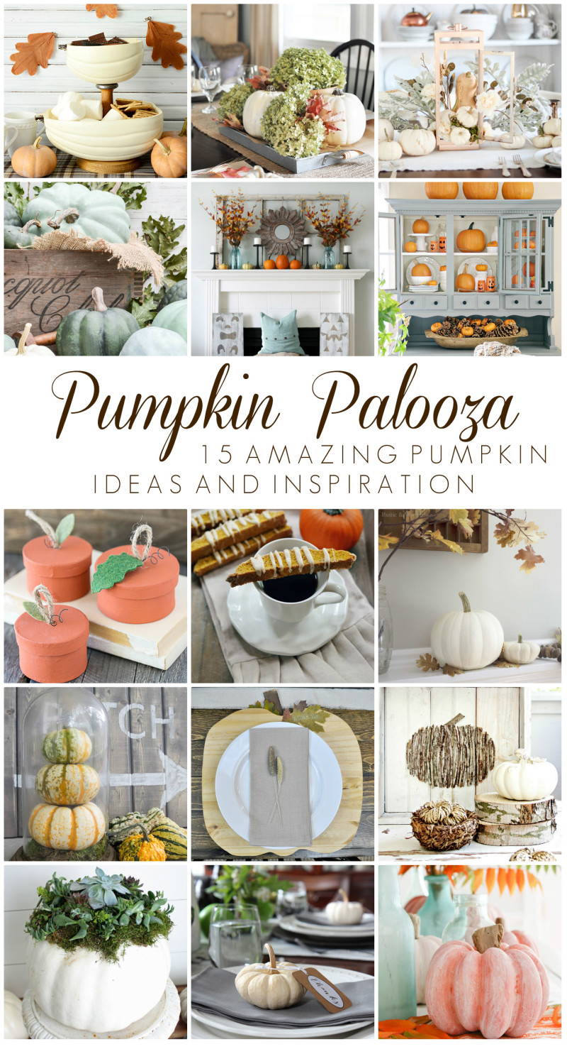 Pumpkin Palooza 15 amazing pumpkin ideas and inspiration