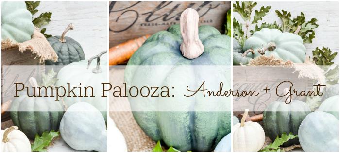 Pumpkin Palooza Anderson + Grant