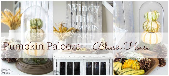 Pumpkin Palooza Blesser House