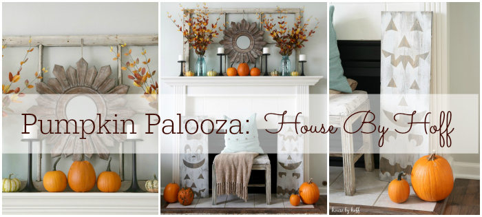Pumpkin Palooza House by Hoff