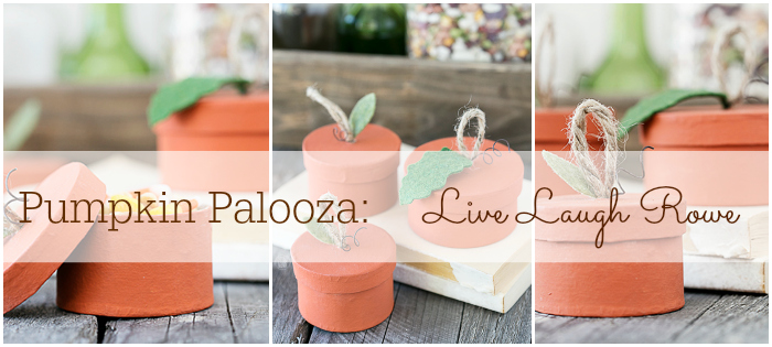 Pumpkin Palooza 15 bloggers sharing amazing pumpkin ideas and inspiration