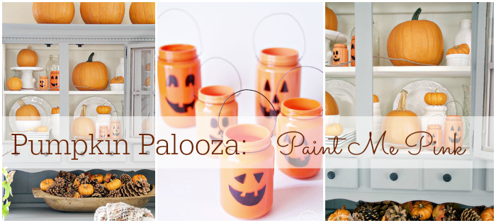 Pumpkin Palooza Paint Me Pink pumpkin ideas and inspiration from 15 bloggers