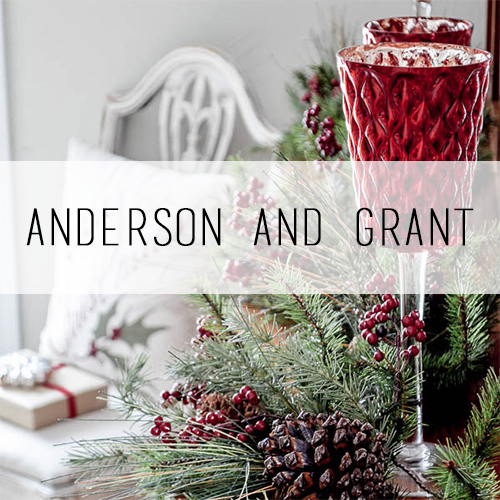 Christmas Home Tours with Anderson and Grant