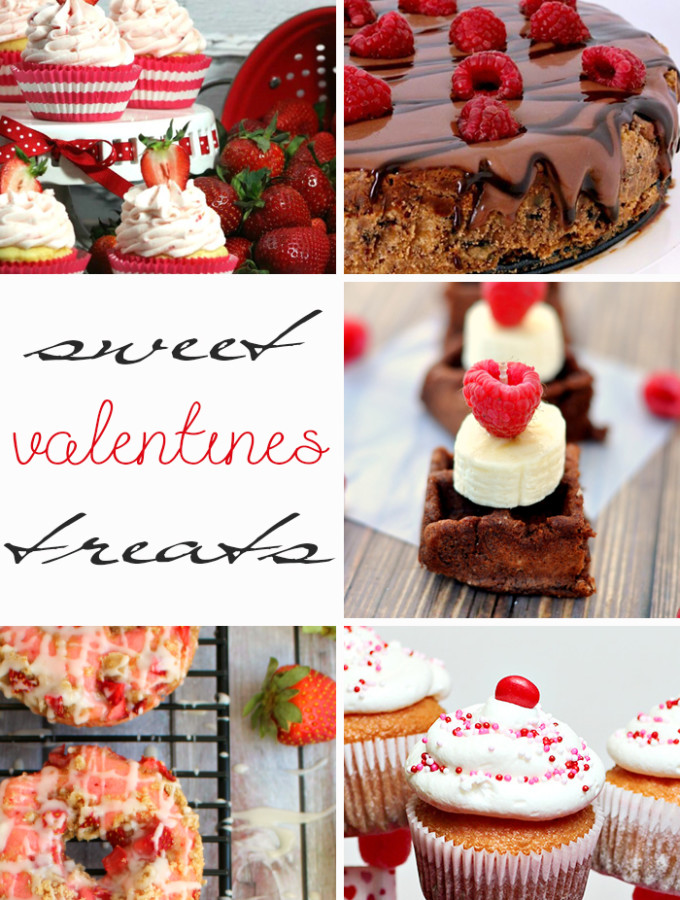 sweet valentines treats
