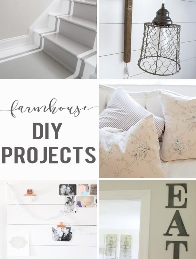 farmhouse diy projects