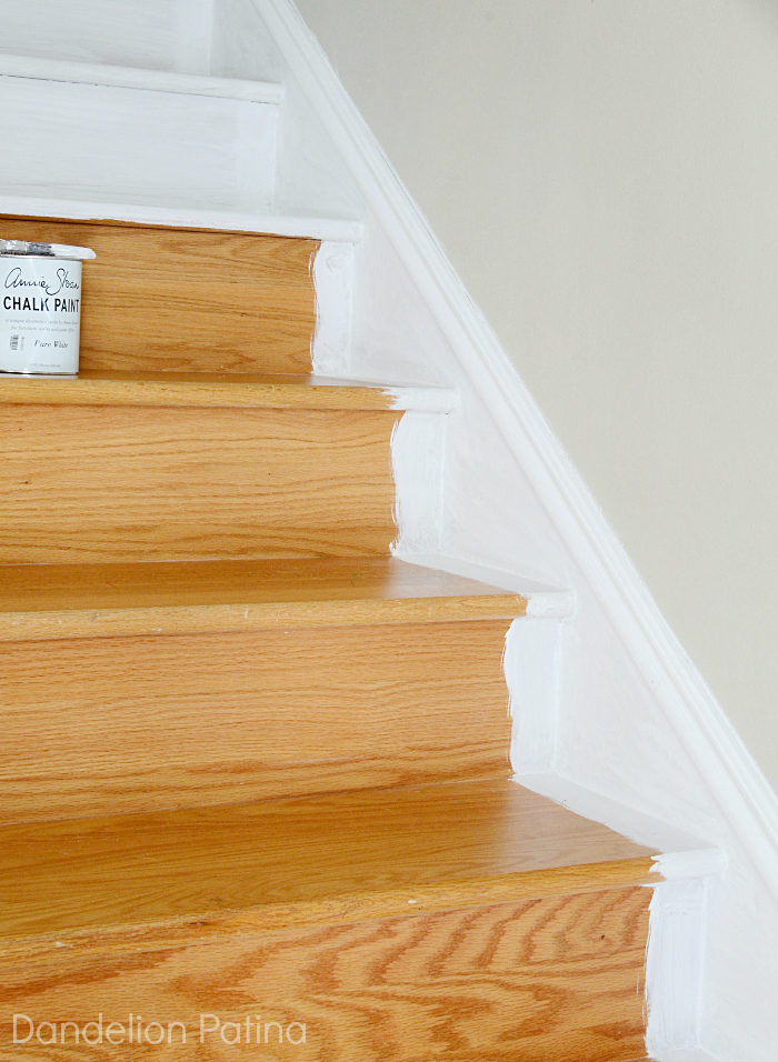 DIY stair skirting the easy way