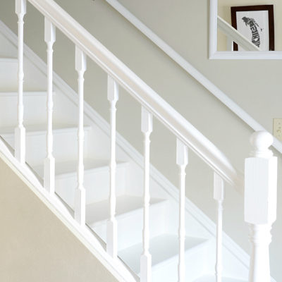 Stair Skirting DIY
