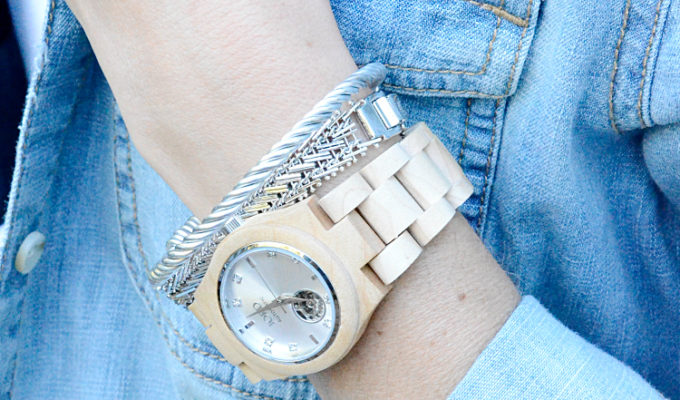 Jord Wood Watch: The Perfect Farmhouse Style Fashion Accessory
