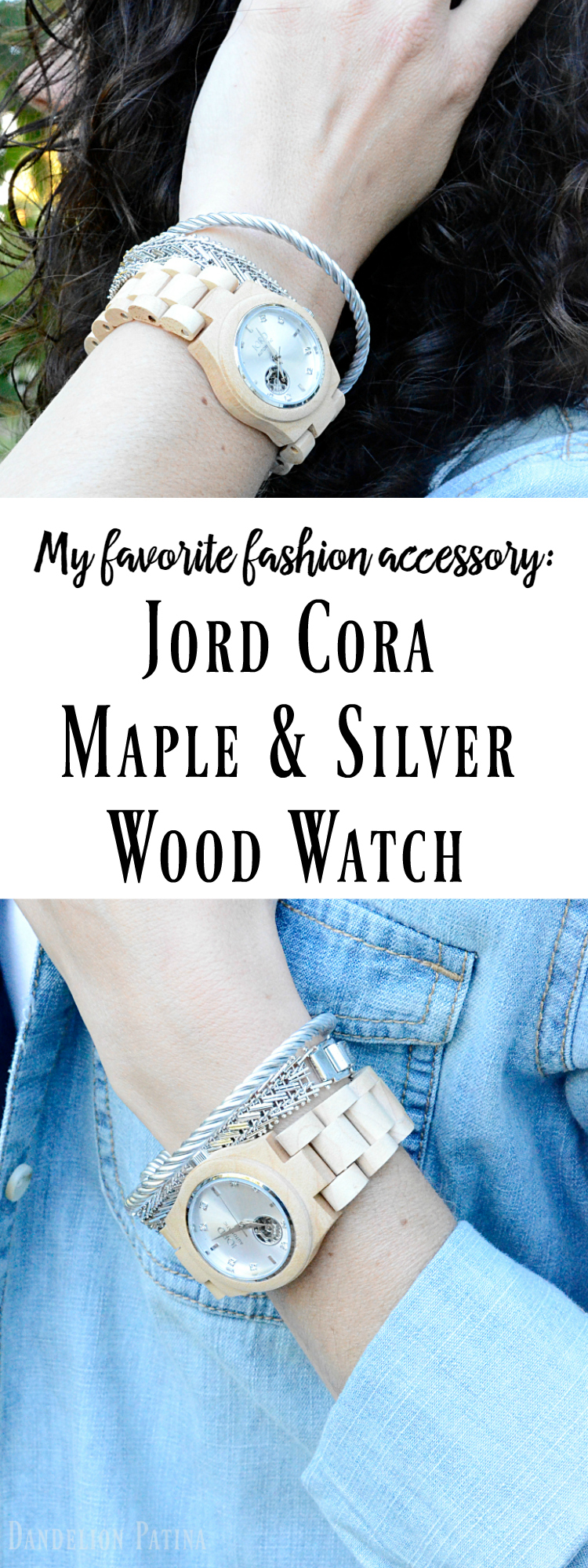 Jord Wood Watch favorite farmhouse style fashion accessory