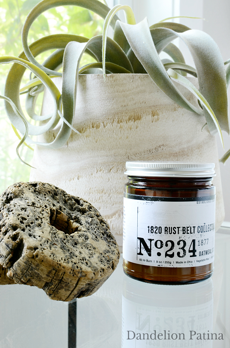 Oatmeal Stout 1820 House Candle