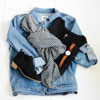 7 Closet Staples For Super Cute and Simple Fall Outfits