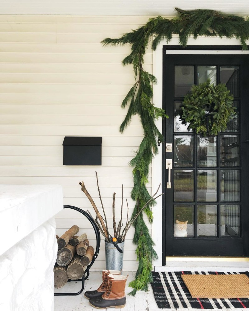 Front Yard Landscaping Ideas Wisconsin Blandscapingb Bb: Carpendaughter Scandi Front Porch